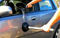 آموزش صافکاری خودرو با آب جوش