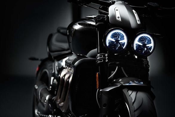 رونمایی از قوی ترین موتورسیکلت تریومف