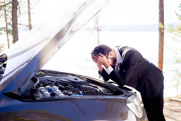 5 دلیل اصلی برای خرابی موتور خودرو
