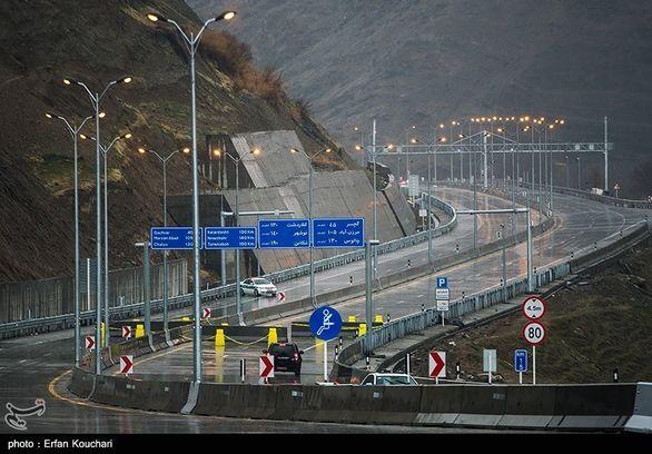 فاز اول آزادراه تهران شمال با کاهش نرخ عوارض افتتاح شد