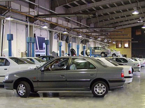 قیمت جدید 4 محصول ایران خودرو اعلام شد