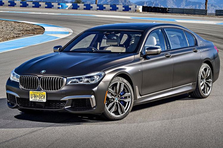 BMW 7 series 760