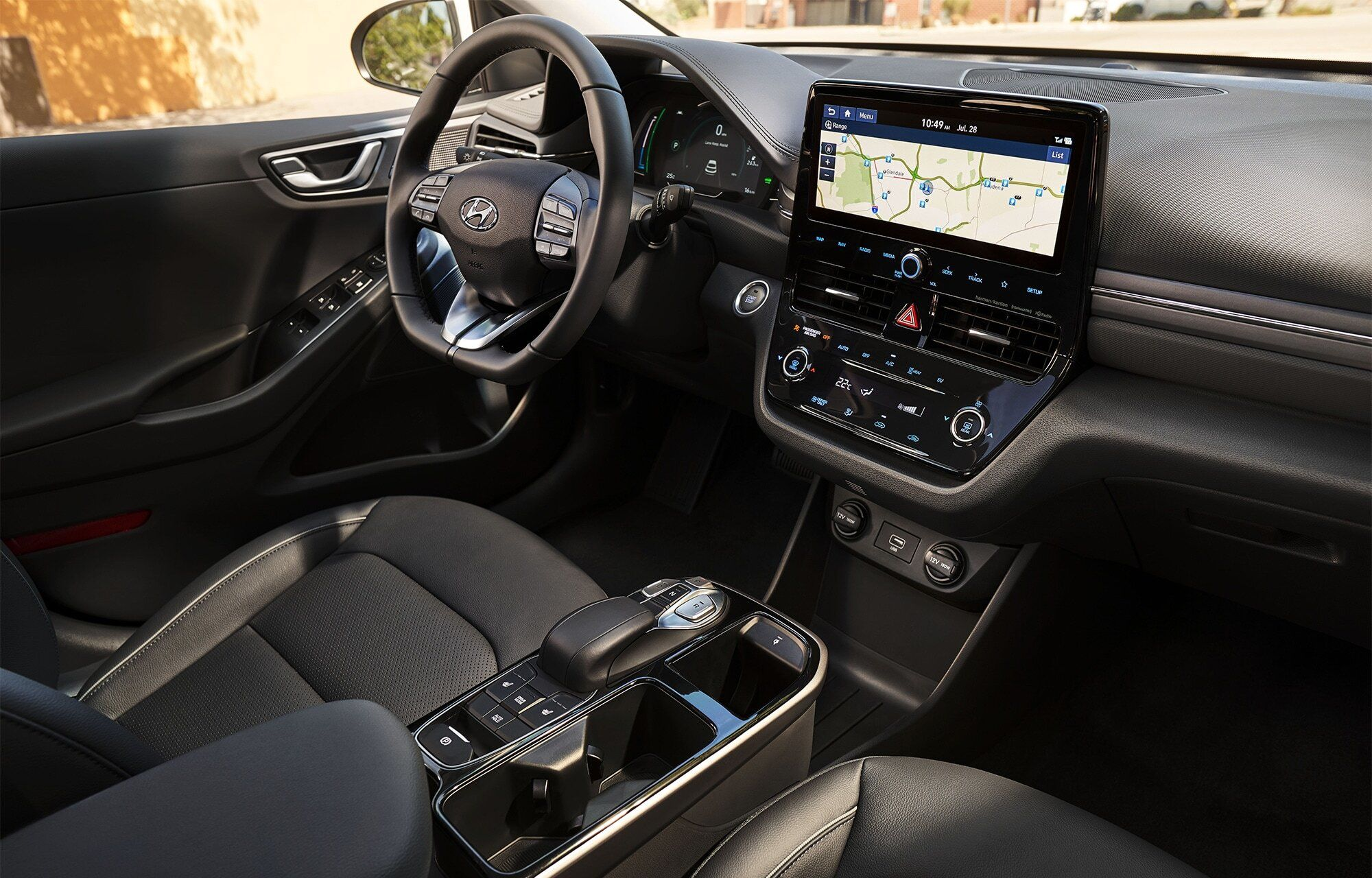ارزان ترین خودرو الکتریکی هیوندای معرفی شد