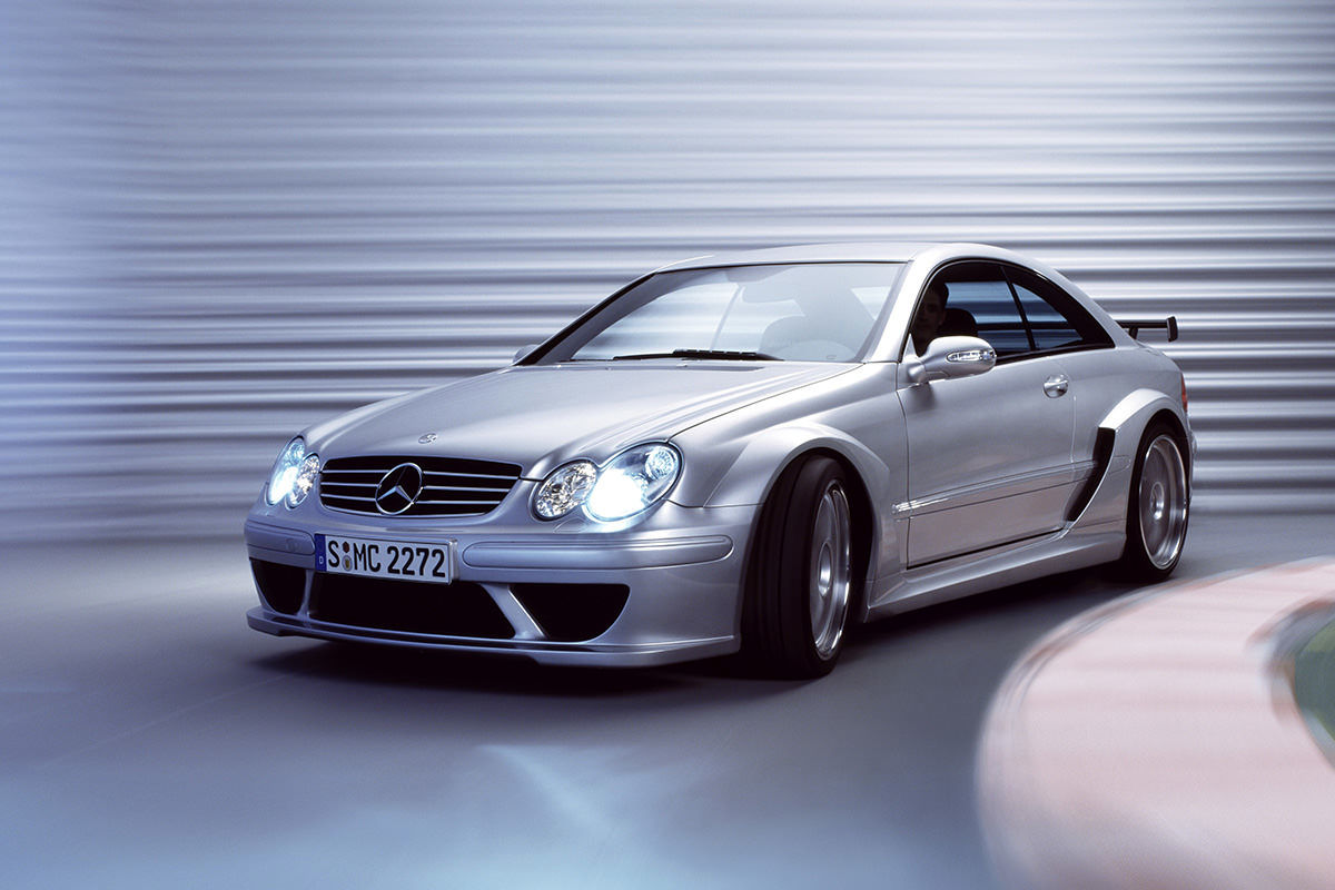 Mercedes-Benz CLK DTM AMG Coupe