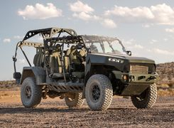 خودروی جدید نظامی جنرال موتورز برای ارتش آمریکا