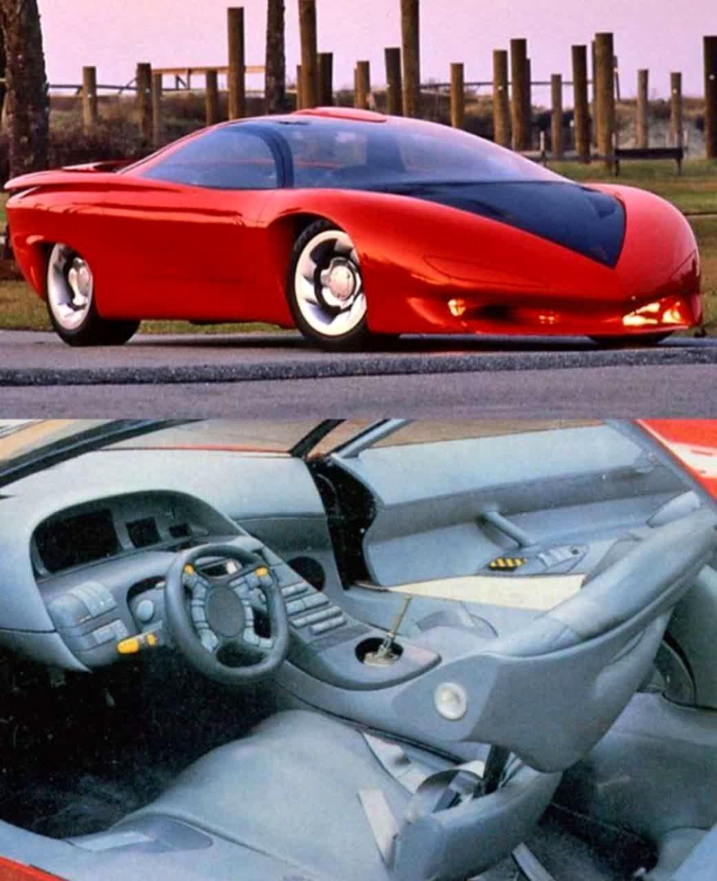 عجیب ترین طراحی اتومبیل ها