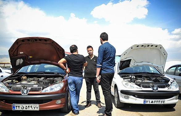 قیمت خودرو به سایت ها بازگشت و دلالان به بازار!