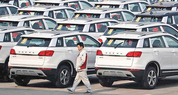 چین همچنان پادشاه بازار جهانی خودرو