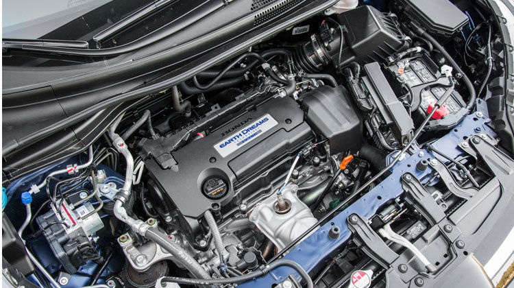 موتور هوندا crv