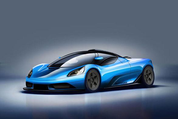 سرانجام جانشین مک لارن F1 تولید می شود