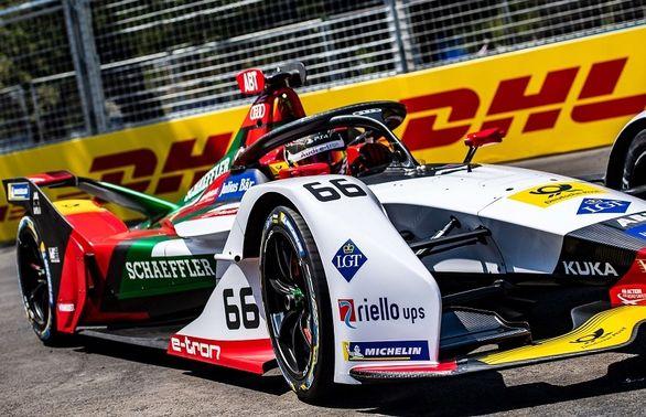 حضور خودروسازان معروف آلمانی در مسابقات فرمول E