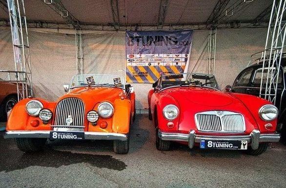 تهران؛ غنیترین موزه خودروهای کلاسیک!
