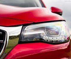 مدل جدید خودرو شاسی بلند MG را ببینید