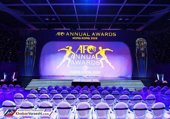 در مراسم بهترینهای سال آسیا چه گذشت؟ (تصاویر)