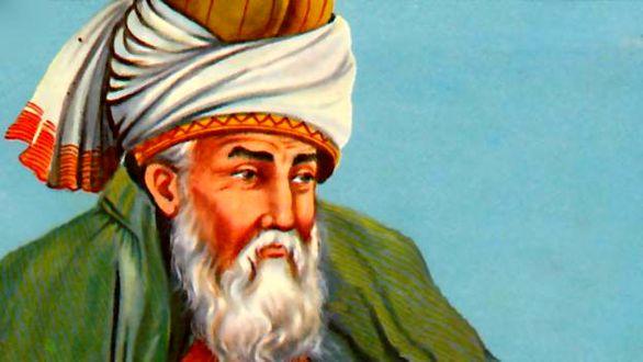 نواده مولانا در تلویزیون ایران