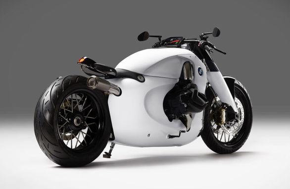تیونینگ حیرت انگیز موتورسیکلت ب ام و