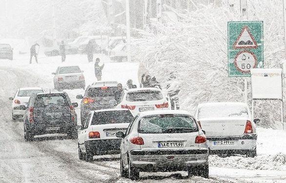 نکات طلایی برای رانندگی در برف