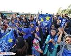 واکنش هواداران استقلال بعد از پنالتی (عکس)