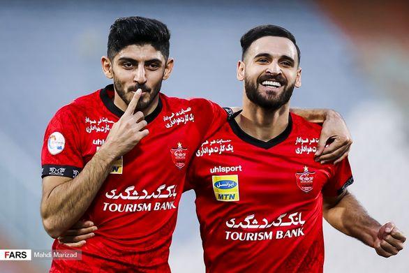 شوک دوم تیم های اماراتی به پرسپولیس؟
