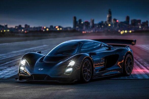 شتاب صفر تا صد این خودرو 1.9 ثانیه است