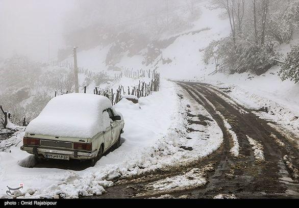 جزئیات و زمان دور جدید بارش برف و باران در 11 استان کشور
