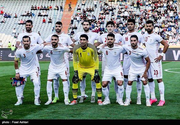 خبر جدید در مورد مکان بازی ایران و عراق