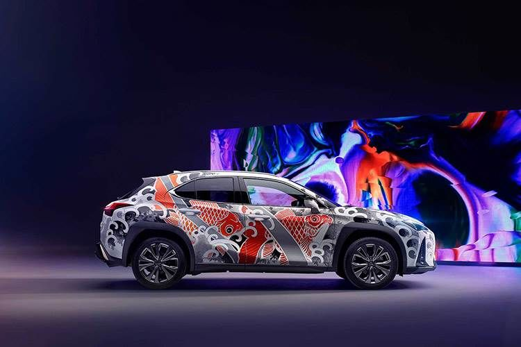 Lexus UX crossover / کراس اور لکسوس یو ایکس
