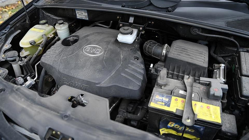 موتور بی وای دی s6