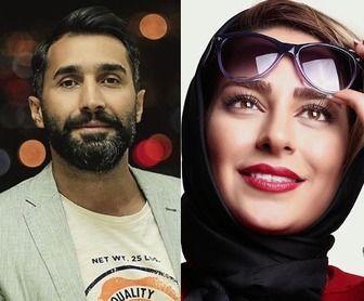 زوج جدید سینمای ایران در یک جشن خصوصی + عکس