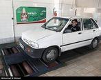خودروهای پیشتاز در مردودی معاینه فنی